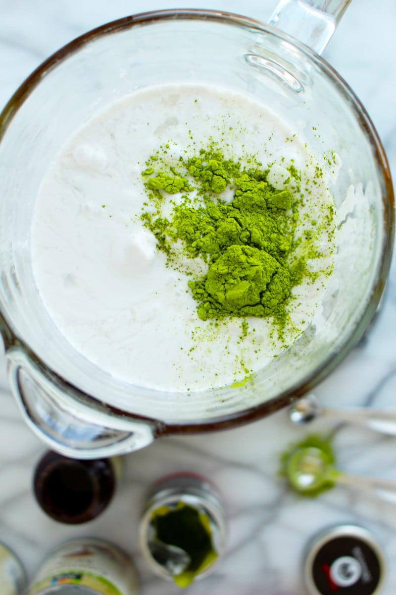 Matcha Green Tea Ice Cream Foodbyjonister