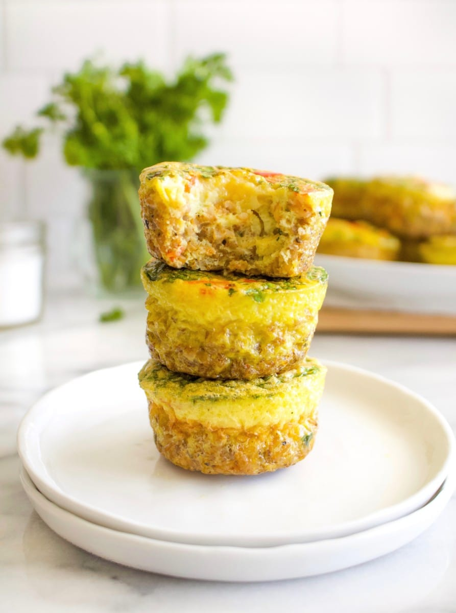 Quick Egg And Quinoa Breakfast Muffins Foodbyjonister